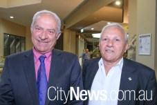 Michael Stavrakis and Steve Eliades