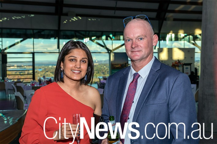 Sanjeeta Singh and Tim Salter