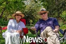 Shirley Stefaniak and John Lane