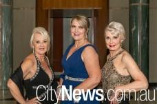 Toni Collett, Debbie Cross and Sue Moore
