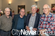 Barry Murphy, David Madew, David Moore and Trevor Bail