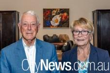 Graeme Crocker and Sue Davis