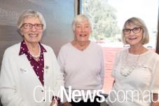 Sally Phillips, Margaret Pearson and Jan Leckström_