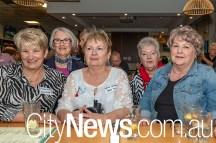 Vivian Guenot, Judy Dimmick, Krista Netliv, Riina Shannon and Sun McInnes
