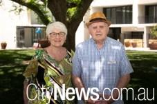 Yvonne and Ron Chadwick