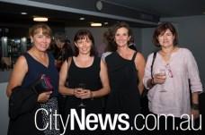 Deb Styman, Chris Young, Melanie Smith and Irene McMahon