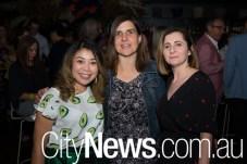 Erna Glassford, Michelle Taylor and Sophia Brady