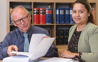 Law firm strives for solutions that keep clients out of court