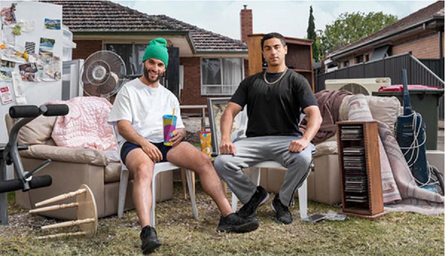 Misunderstood 'Superwog' navigates life in the suburbs