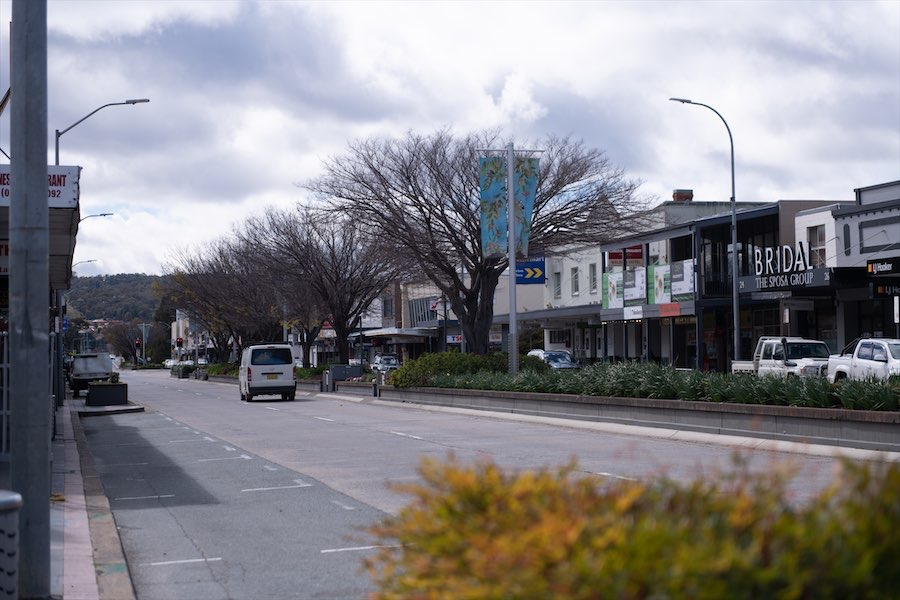 New covid cases in Queanbeyan