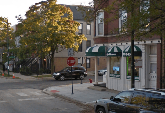 "Is this really an ""incompatible use"" in a residential neighborhood? Credit: Google Street View"