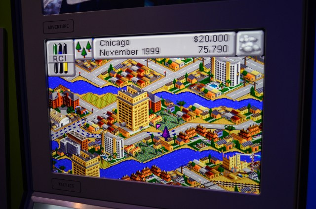 SimCity 2000. Credit: 01229, Flickr