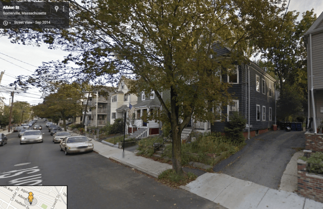 Somerville. Credit: Google Maps