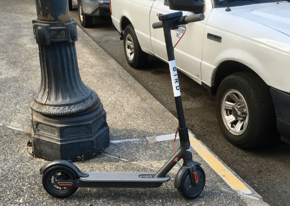 E-Scooters and Paying for Roads | City Observatory