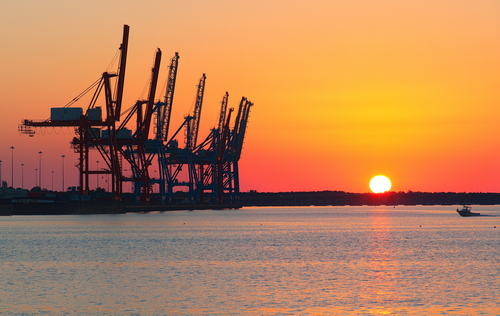 0d87823e In Portland, the sun is setting on the container business (Image: Container  News)
