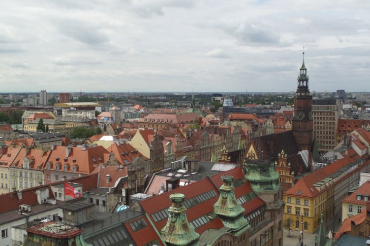 wroclaw viewpoint