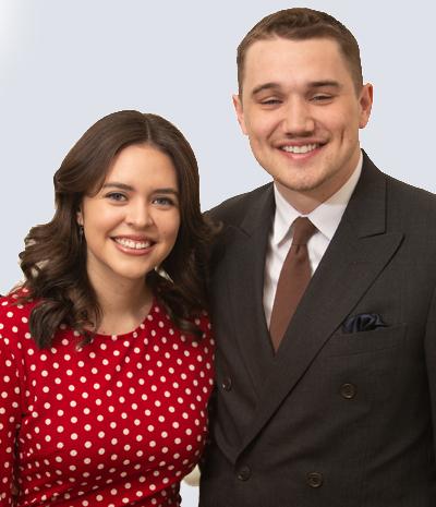 Caleb & Lizbeth Cohen