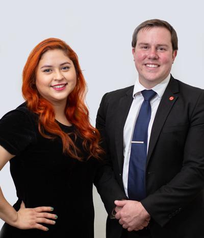 Ryan Hill & Dulce Maldonado