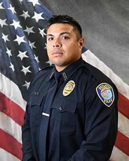 <b>Vernon Reyes<p> </b>Patrol Officer