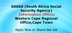 SASSA-Vacancy-Information-Officer-Jobs