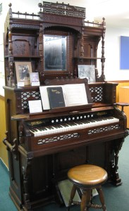 rettig family organ