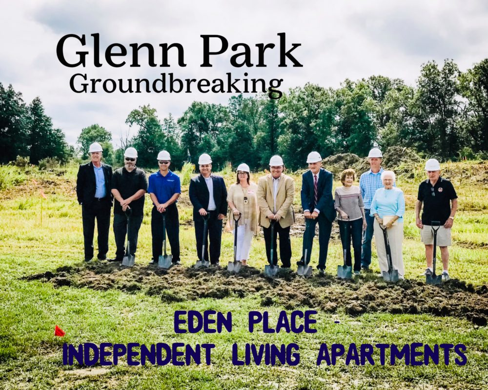 GlennPark Eden Place groundbreaking