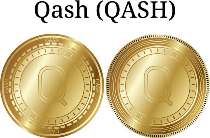 QASH(キャッシュ)コインのイメージ