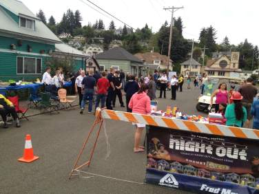 Picture taken at Hoquiam National Night Out