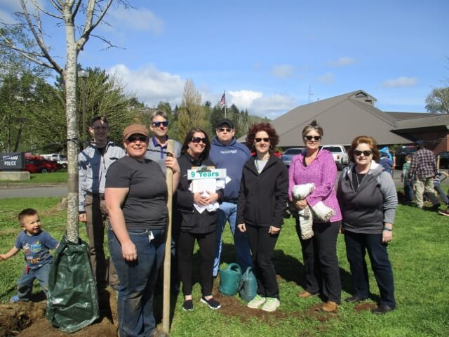 Hoquiam Urban Forestry Council