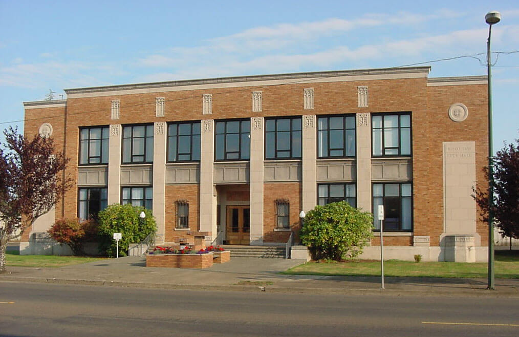 Picture of Hoquiam City Hall - 2018