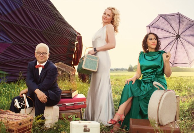 Pink Martini (Lauderdale, Large and Forbes)