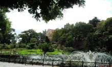 Emirgan Park, the Yellow Pavilion