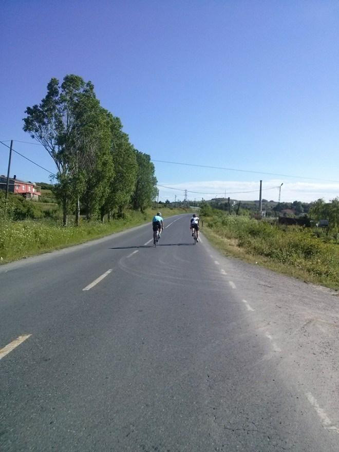 Cycling to Karaburun