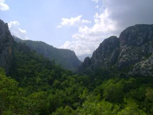 The ancient Lycian city of Olympos, Antalya, Turkey - 16