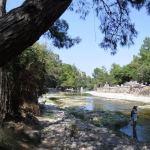 The ancient city of Olympos - 2012, Antalya, Turkey - 03