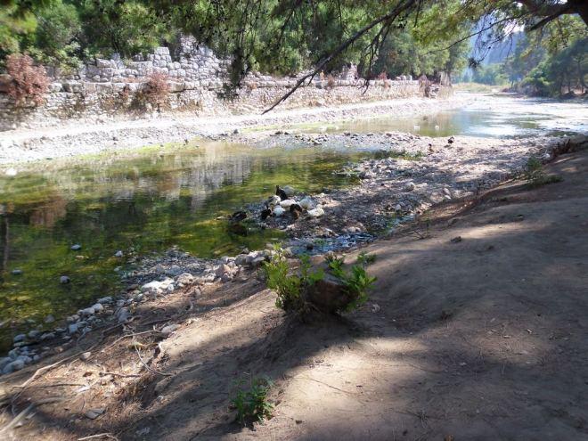 The ancient city of Olympos - 2012, Antalya, Turkey - 25