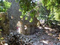 The ancient city of Olympos - 2012, Antalya, Turkey - 26