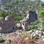 The ancient city of Olympos - 2012, Antalya, Turkey - 31