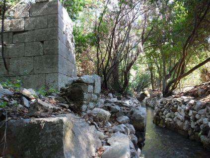The ancient city of Olympos - 2012, Antalya, Turkey - 51