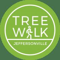 Tree Walk Jeffersonville Logo