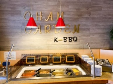 Cham Garden in Lakewood, WA offers its diners a unique Korean BBQ experience