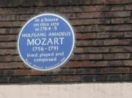 mozart frith street