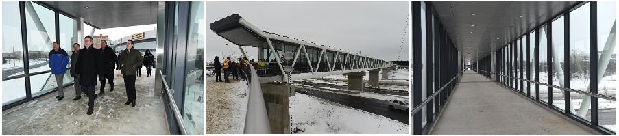 Photo of Coventry Bridge opening