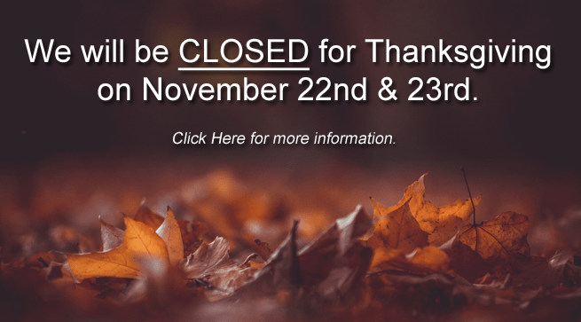 Thanksgiving Closed copy