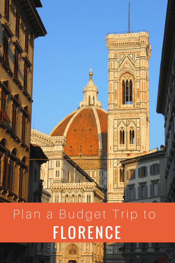 6 Tricks in Planning Your Budget Trip to Florence, Italy