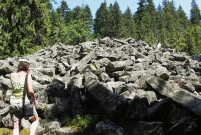 basalt fractions at Detunata Flocoasa