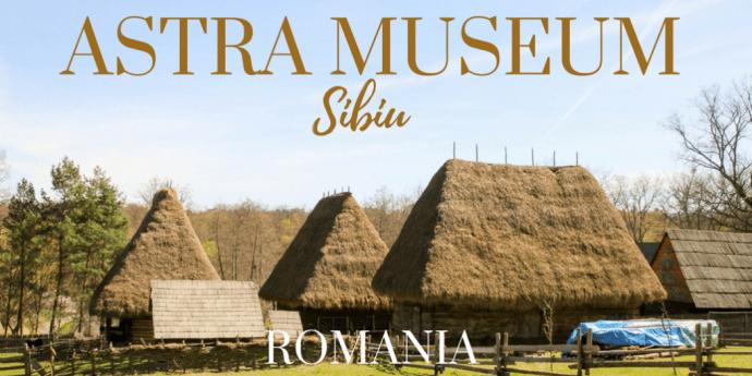 ASTRA Museum Complex, Sibiu, Romania