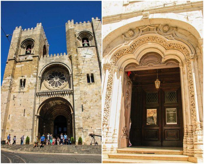 Se Church Lisbon Portugal