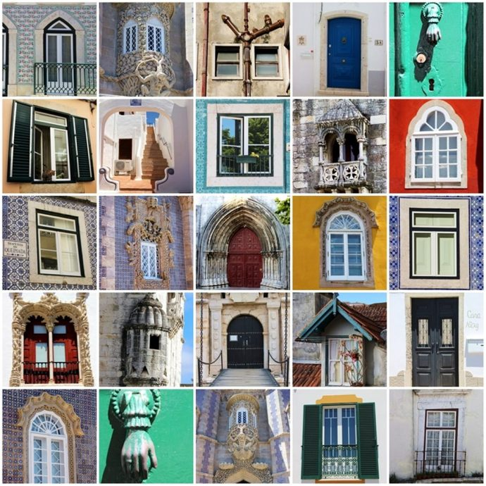 Doors and Windows of Portugal