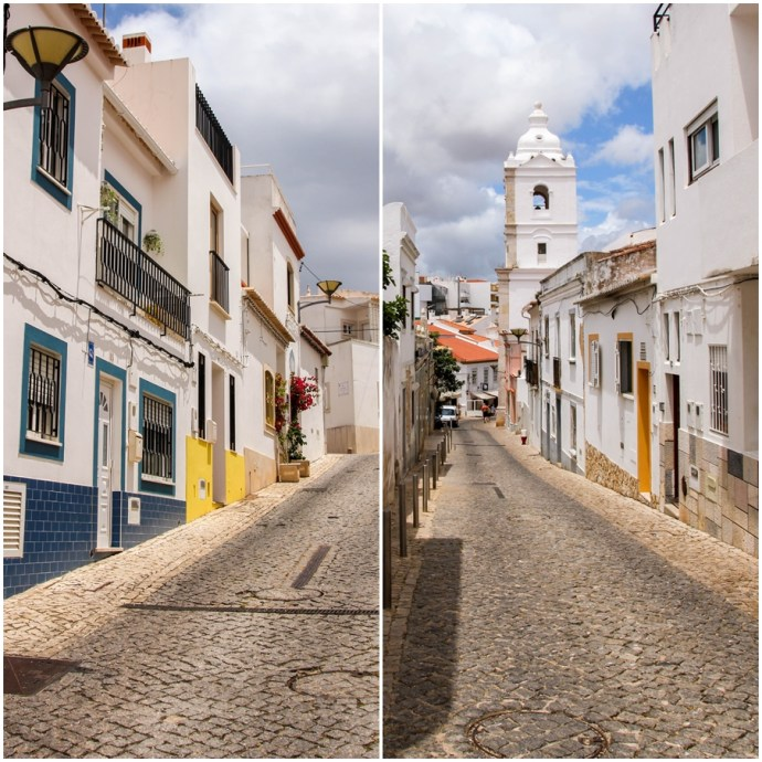 Streets of Lagos, Portugal   6 Best Places to Visit in Lagos, Portugal